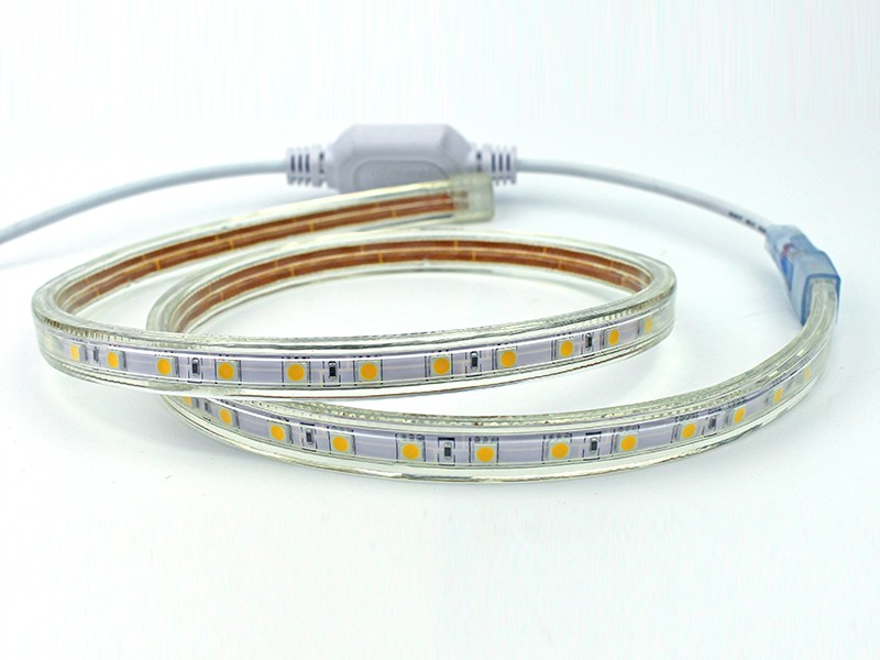 Led drita dmx,rrip fleksibël,12V DC SMD 5050 LEHTA LED ROPE 4, 5050-9, KARNAR INTERNATIONAL GROUP LTD