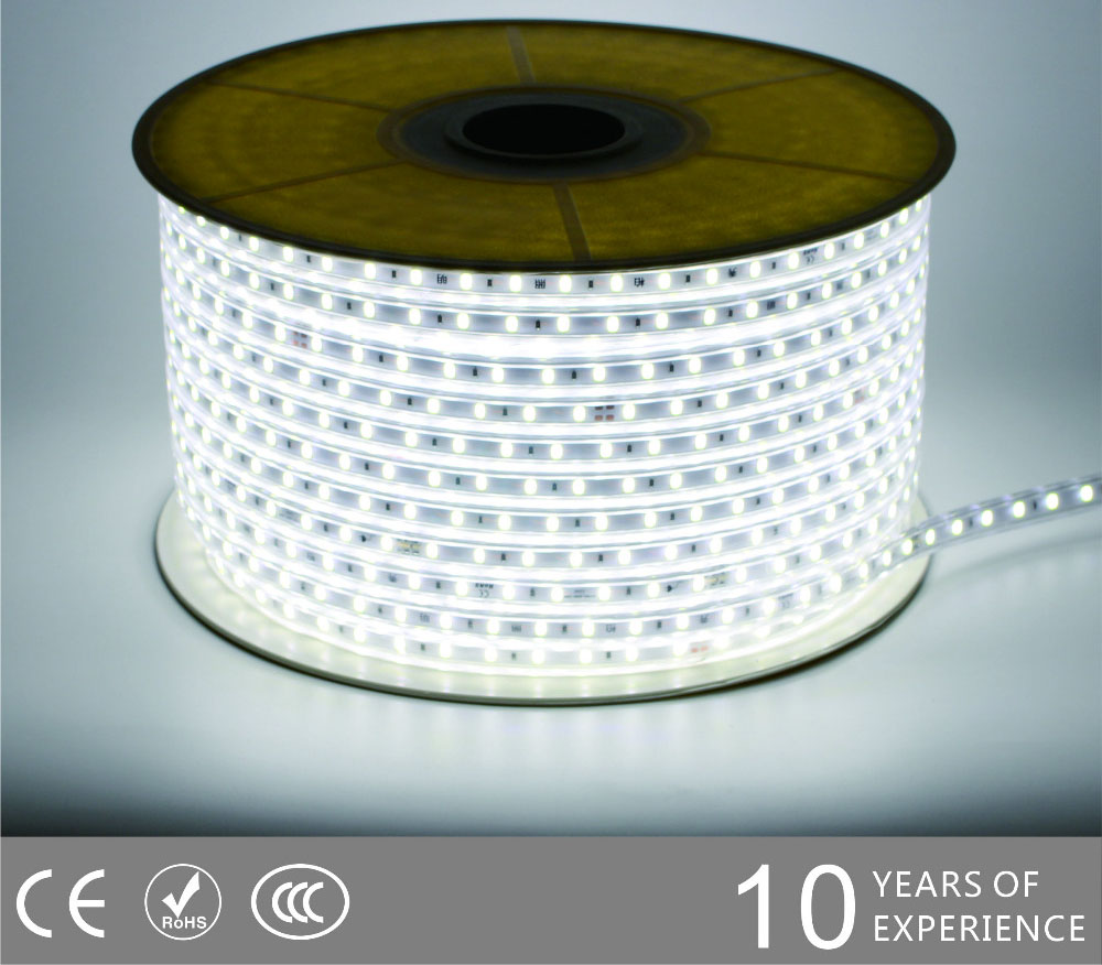 Led drita dmx,LED dritë litar,110V AC Jo Wire SMD 5730 udhëhequr dritë strip 2, 5730-smd-Nonwire-Led-Light-Strip-6500k, KARNAR INTERNATIONAL GROUP LTD