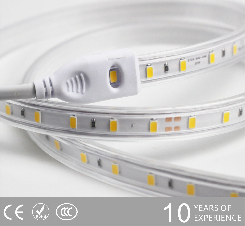 Guangdong udhëhequr fabrikë,të udhëhequr rripin strip,110V AC Nuk ka Wire SMD 5730 LEHTA LED ROPE 4, s2, KARNAR INTERNATIONAL GROUP LTD